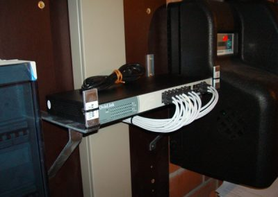 switch netwerkbekabeling