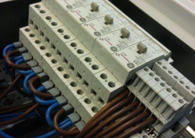 teleruptor impulsrelais relais