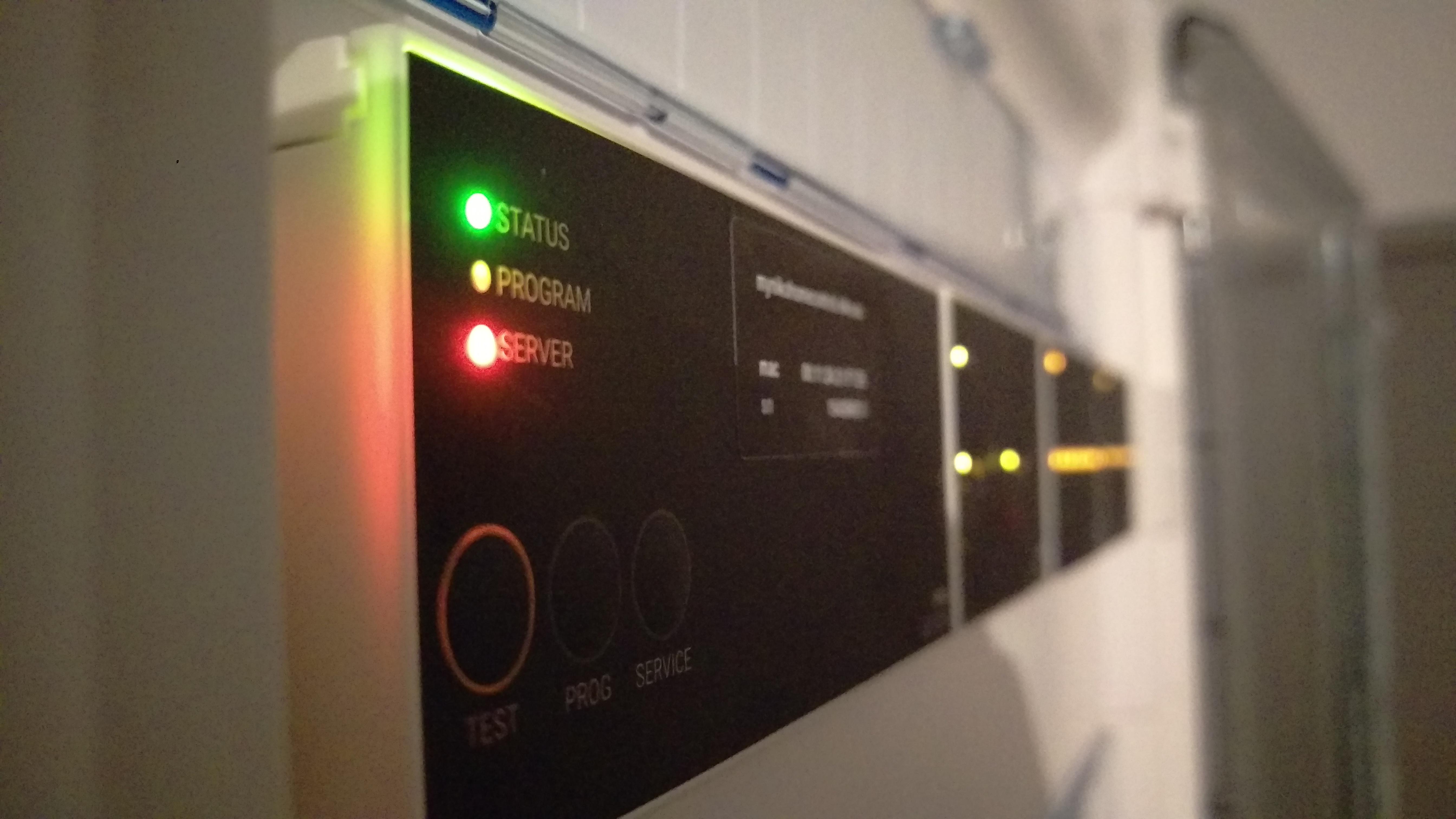 controller niko home control